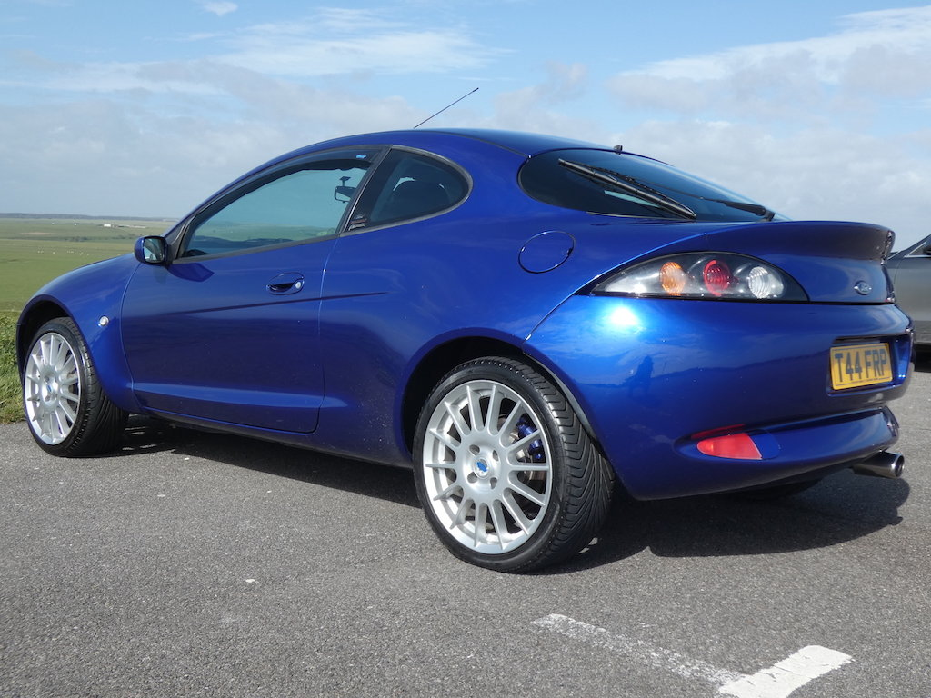 2000 Ford Racing Puma - no. 196. Excellent condition, For Sale (picture 3 of 6)