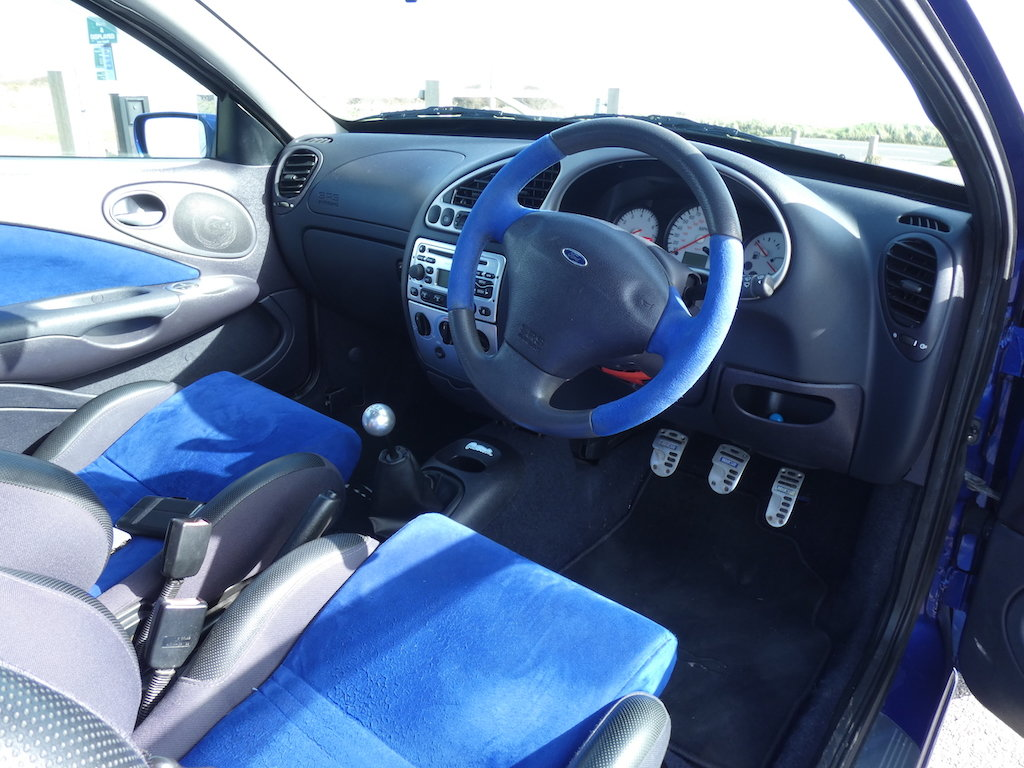 2000 Ford Racing Puma - no. 196. Excellent condition, For Sale (picture 4 of 6)