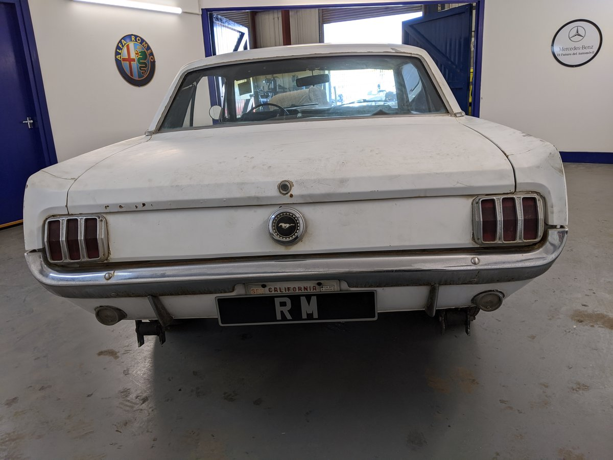 1966 Ford Mustang For Sale (picture 3 of 6)