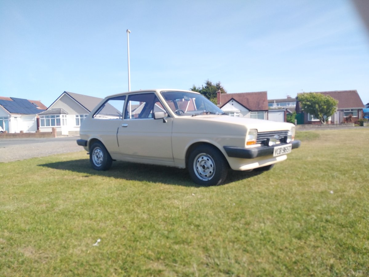 1978 Ford fiesta mk1 For Sale (picture 1 of 6)