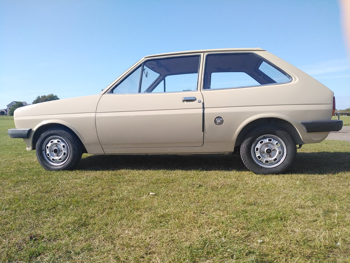 1978 Ford fiesta mk1 For Sale (picture 2 of 6)