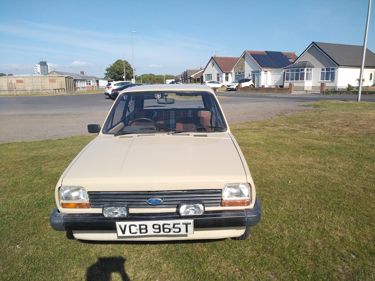 1978 Ford fiesta mk1 For Sale (picture 3 of 6)