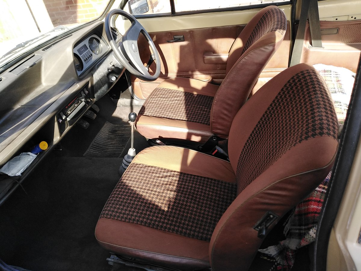 1978 Ford fiesta mk1 For Sale (picture 5 of 6)
