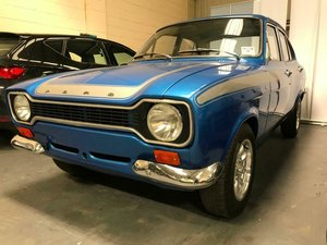 1971 LHD FORD ESCORT MK1 ITALIAN IMPORT ABSOLUTELY SUPERB
