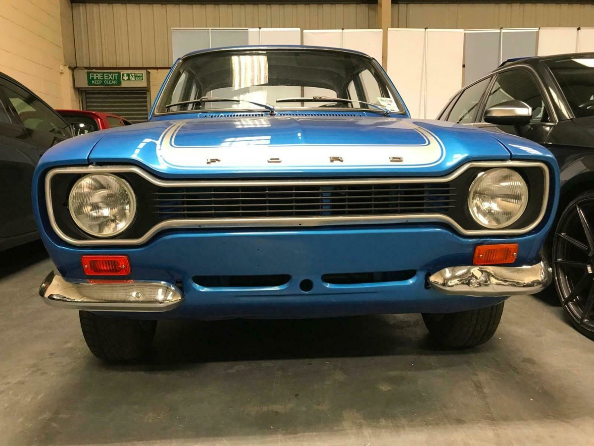 1971 LHD FORD ESCORT MK1 ITALIAN IMPORT ABSOLUTELY SUPERB For Sale (picture 2 of 6)