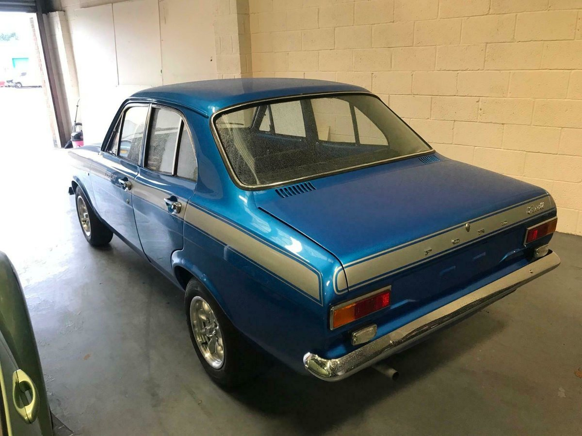 1971 LHD FORD ESCORT MK1 ITALIAN IMPORT ABSOLUTELY SUPERB For Sale (picture 3 of 6)