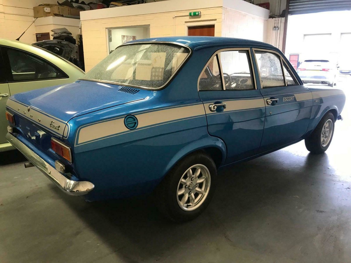 1971 LHD FORD ESCORT MK1 ITALIAN IMPORT ABSOLUTELY SUPERB For Sale (picture 4 of 6)