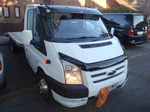 Ford Transit  Recovery . ULEZ compliant. NO VAT.