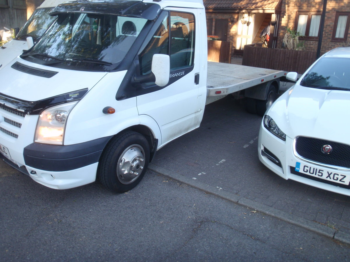 2012 Ford Transit  Recovery . ULEZ compliant. NO VAT. For Sale (picture 2 of 6)