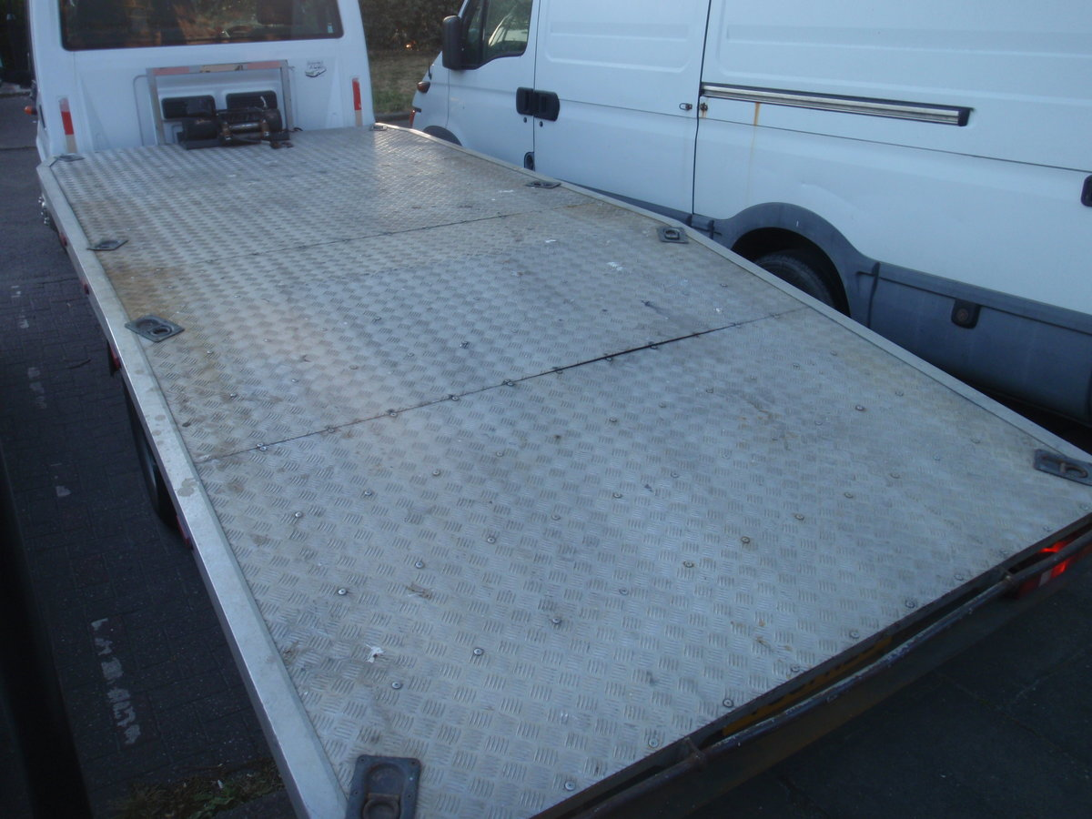 2012 Ford Transit  Recovery . ULEZ compliant. NO VAT. For Sale (picture 3 of 6)