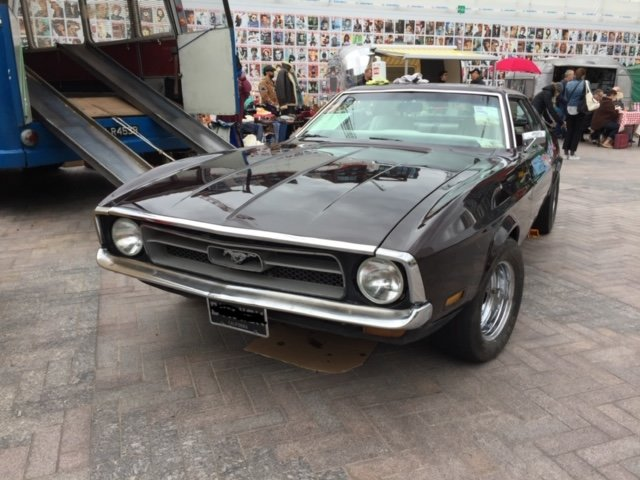 1972 Ford Mustang 351 Cleveland For Sale (picture 1 of 6)