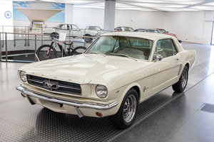 1965 Ford Mustang Coupé  SOLD