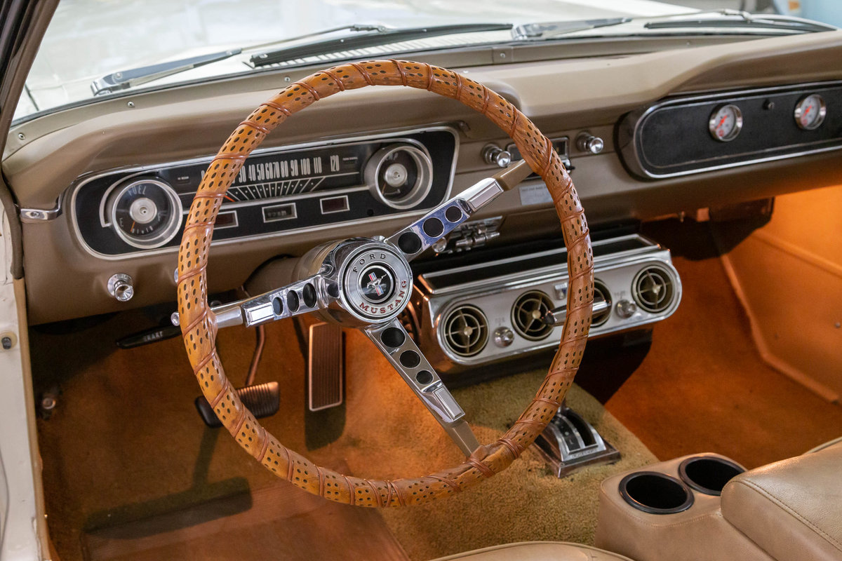 1965 Ford Mustang Coupé  SOLD (picture 6 of 6)