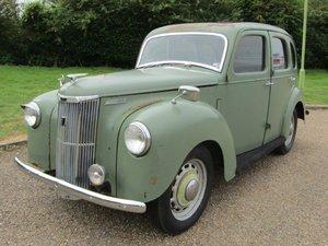 1953 Ford Prefect E493A at ACA 20th June