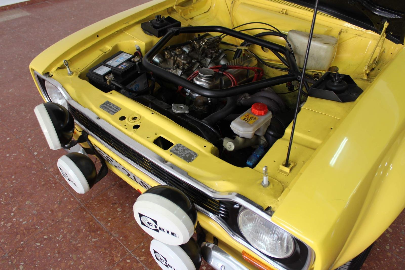 1973 Ford Scort 1.600 cc. For Sale (picture 5 of 6)
