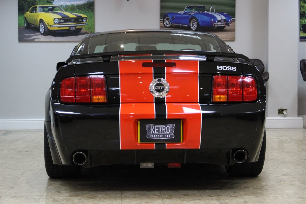 2006 Ford Mustang GT 4.6 V8 Supercharged Stage 3 | FSH SOLD (picture 9 of 10)