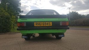 1977 MK2 rs2000 signal green For Sale