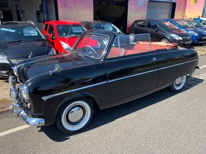 1955 SIMPLY THE BEST CONSUL CONVERTIBLE