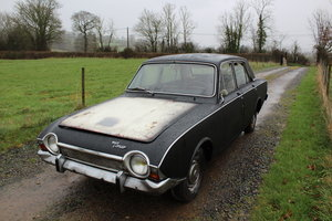 1965 ford corsair 1500gt lhd for restoration