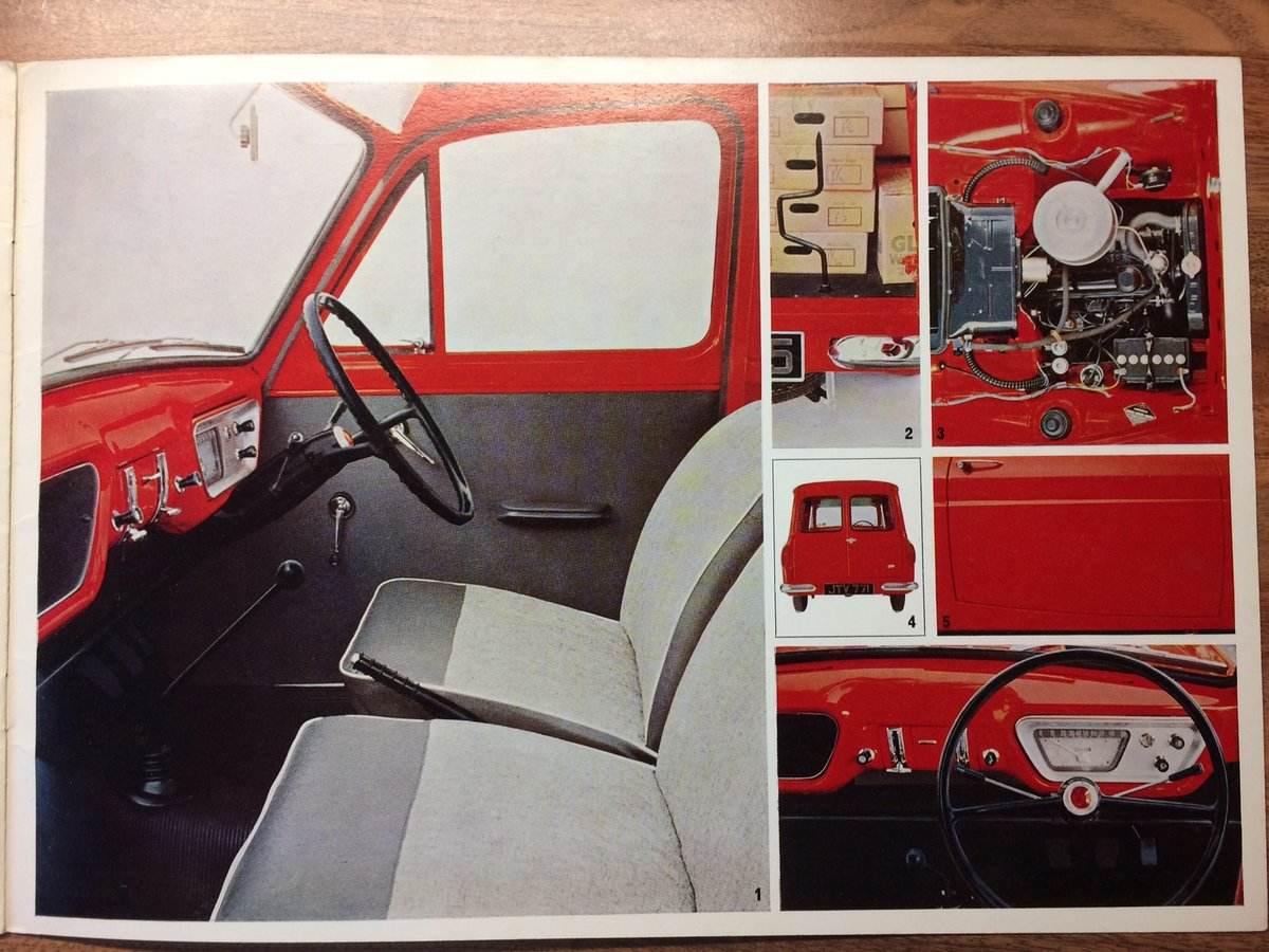 Ford Anglia Van sales brochure. For Sale (picture 5 of 5)
