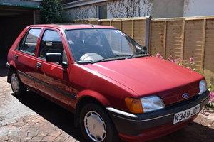 1992 Ford Fiesta 1.8D