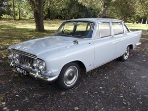 1963 Ford Zodiac MKIII at ACA 20th June  For Sale
