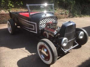 Ford Model A V8 Roadster Pick Up Hotrod
