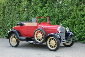 Ford Model A Roadster, 1928 SOLD