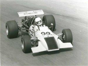 Formula 5000 Racing Car