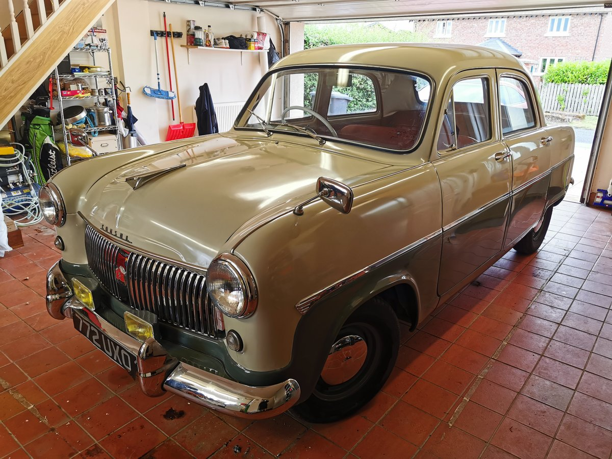 1955 Ford consul mk1 For Sale (picture 2 of 6)