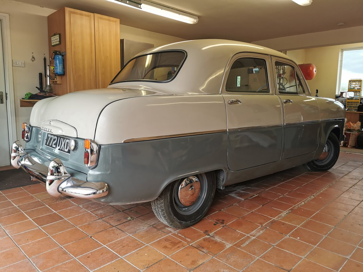 1955 Ford consul mk1 For Sale (picture 3 of 6)