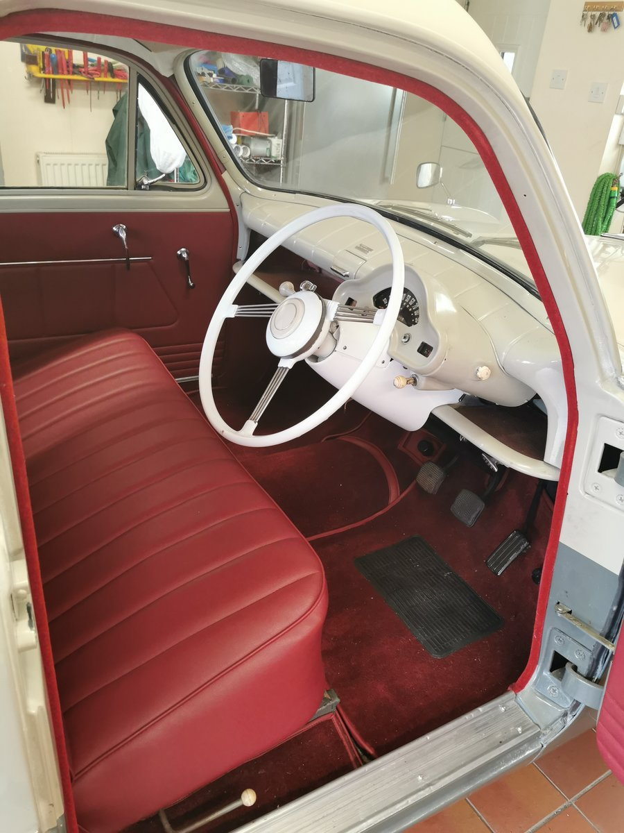 1955 Ford consul mk1 For Sale (picture 5 of 6)