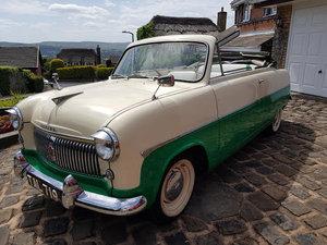 1955 Ford Consul MK1 Convertible