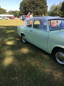 1962 FORD ANGLIA 105e, 34,500 genuine miles