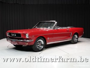 1966 Ford Mustang Convertible '66 For Sale