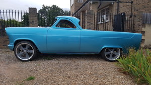 Ford Consul pickup custom hot rod  project