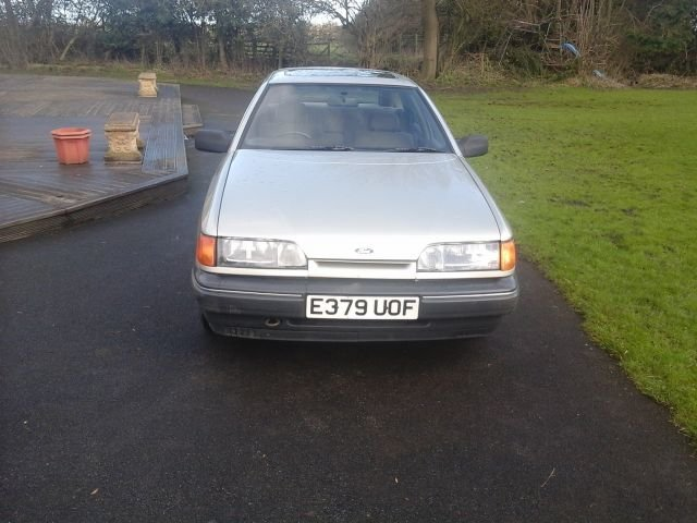 1988 FORD GRANADA For Sale (picture 1 of 4)