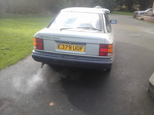 1988 FORD GRANADA For Sale (picture 2 of 4)