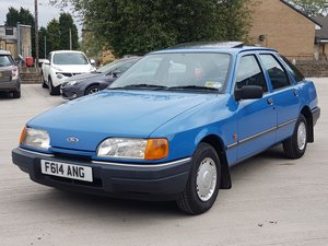 Picture of 1988-f ford sierra 1.8 l 5dr hatch 56k miles For Sale