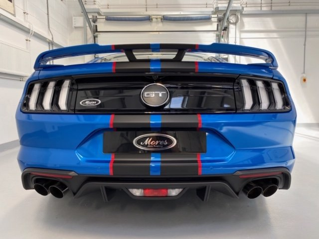 Ford Mustang GT V8 Manual (Custom Pack) 2019 1,575 miles  SOLD (picture 4 of 6)