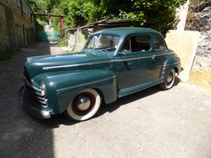 Ford 2 Door Coupe