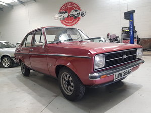 1977 1976 Ford Escort Mk2 1.3GL Auto - 25000 Miles For Sale