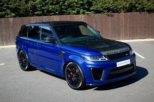 2019/69 Range Rover Sport SVR For Sale