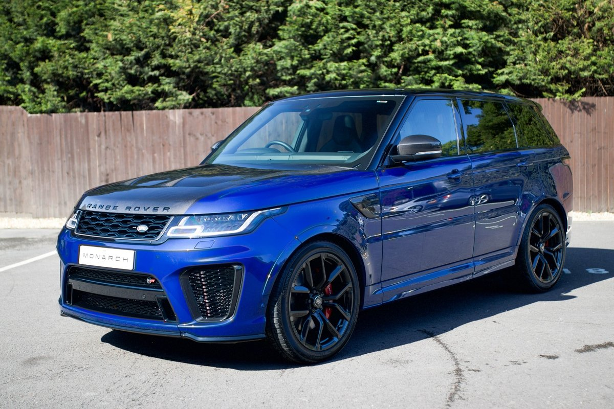 2019/69 Range Rover Sport SVR For Sale (picture 2 of 6)