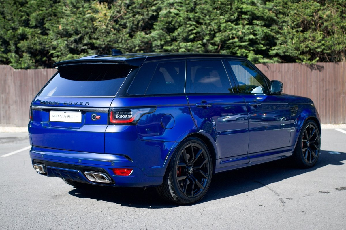 2019/69 Range Rover Sport SVR For Sale (picture 3 of 6)