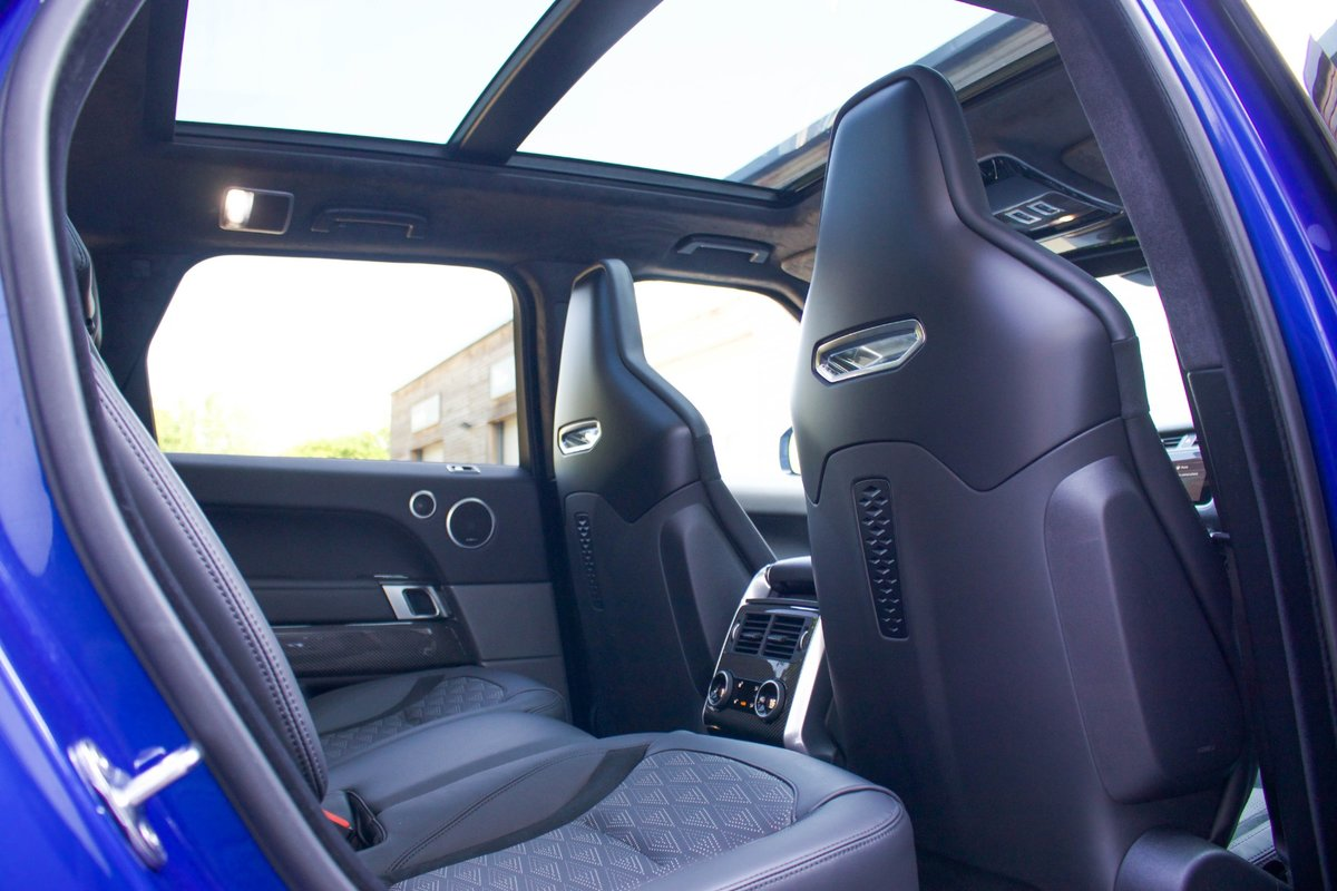 2019/69 Range Rover Sport SVR For Sale (picture 6 of 6)