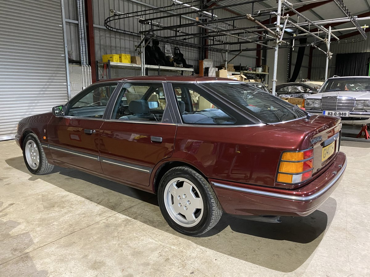 1990 Ford granada 2.0 twin cam ghia exceptional For Sale (picture 5 of 6)