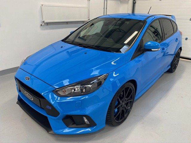 Focus RS MK3 2018 One Owner Just 19,657 miles SOLD (picture 1 of 6)