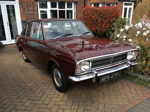 1967 Ford Cortina 1600 Super MK 2 for auction 16th-17th July SOLD by Auction