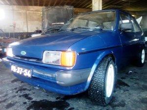 1988 Ford Fiesta MK2